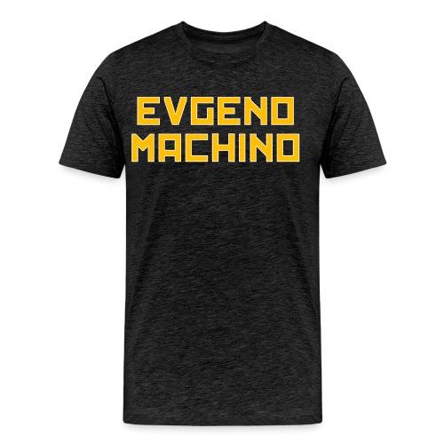 Evgeno Machino - Men's Premium T-Shirt