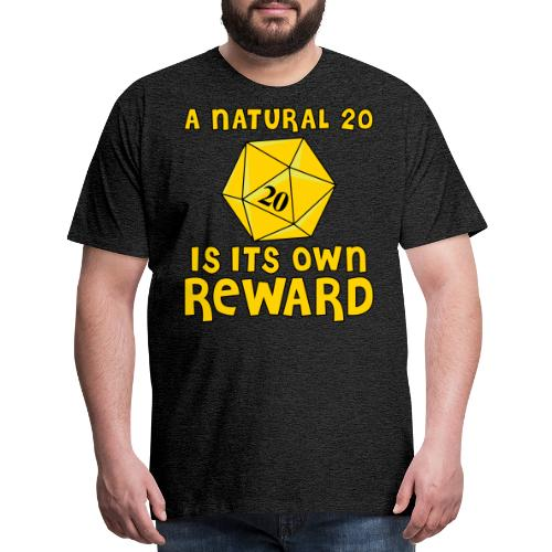 Natural Twenty - Men's Premium T-Shirt