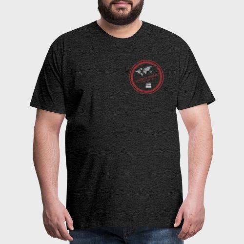 Waller's Wallet - Men's Premium T-Shirt