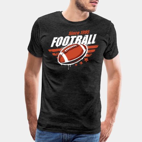 american football - Men's Premium T-Shirt