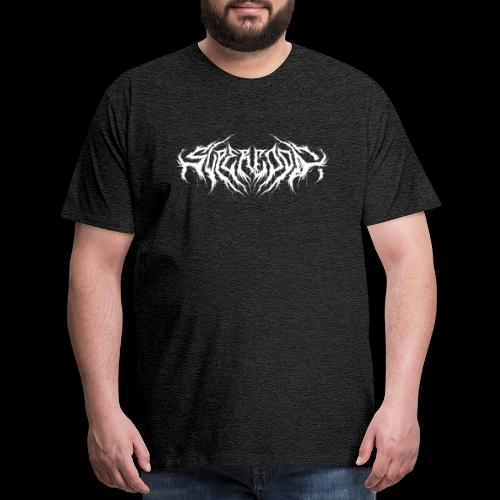 Supercool! logo - REVAMPIRED [WHITE] - Men's Premium T-Shirt