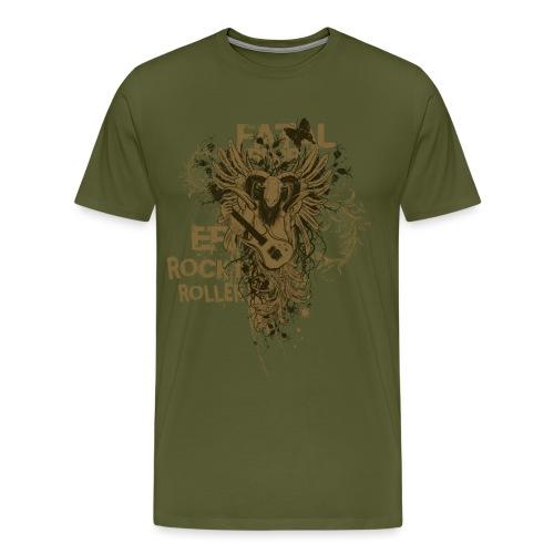 teetemplate53 v2 - Men's Premium T-Shirt