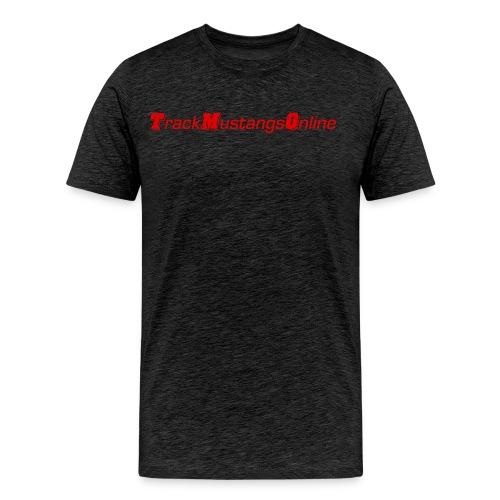 TMO Vintage Logo - Men's Premium T-Shirt