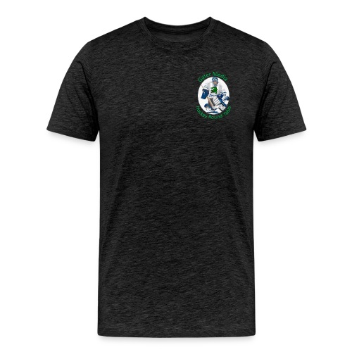 Gater Media Logo - Men's Premium T-Shirt