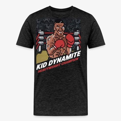 Kid Dyna - Men's Premium T-Shirt