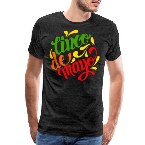 cinco de mayo - Men's Premium T-Shirt