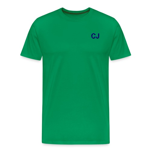 CJ spaces - Men's Premium T-Shirt