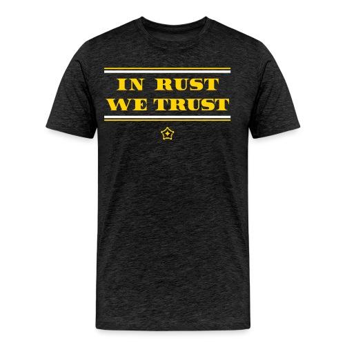 trust - Men's Premium T-Shirt