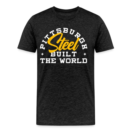 built - Men's Premium T-Shirt