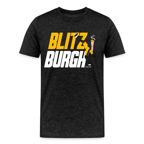 Blitzburgh 90 - Men's Premium T-Shirt