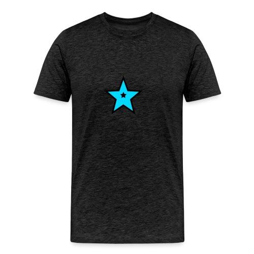 New Star Logo Merchandise - Men's Premium T-Shirt