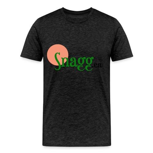 Snagg ca - Men's Premium T-Shirt