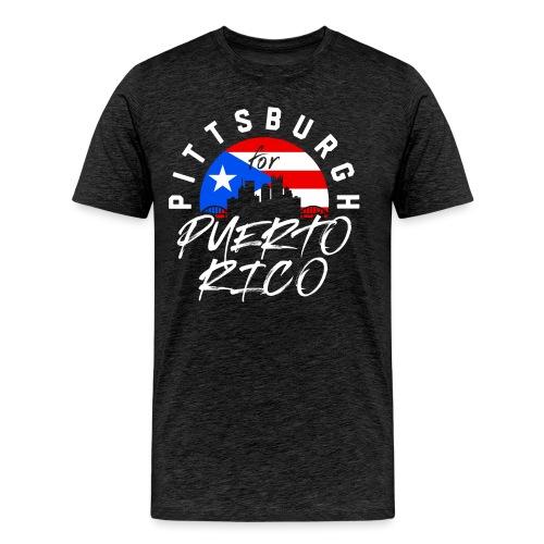 PGH PR png - Men's Premium T-Shirt