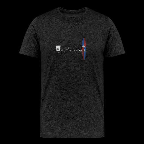 HR LOGO - Men's Premium T-Shirt