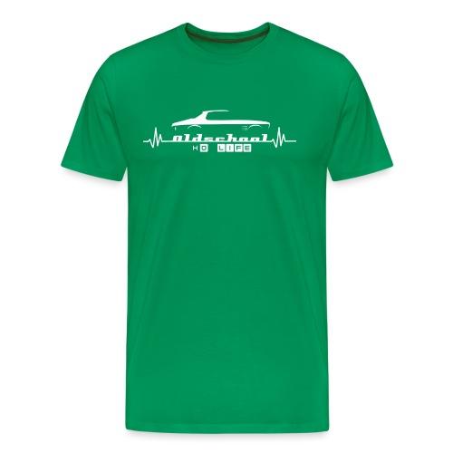 hq life - Men's Premium T-Shirt