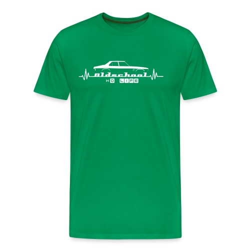 hq 4 life - Men's Premium T-Shirt