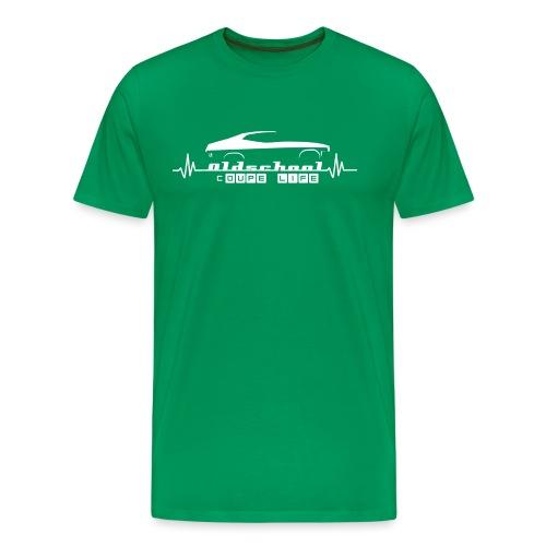 xd coupe life - Men's Premium T-Shirt