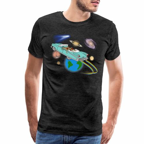 halleyscomet - Men's Premium T-Shirt