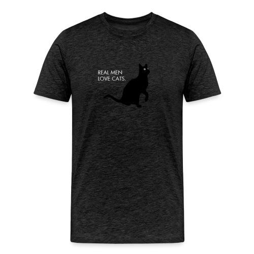 Real Men... - Men's Premium T-Shirt