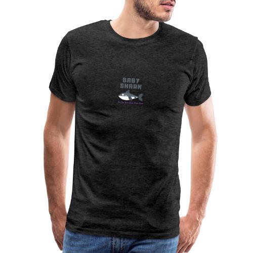 Baby shark 2 - Men's Premium T-Shirt
