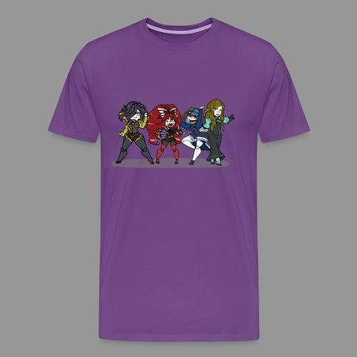 Chibi Autoscorers - Men's Premium T-Shirt