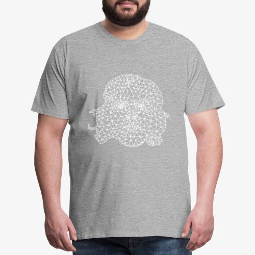 White Che - Men's Premium T-Shirt