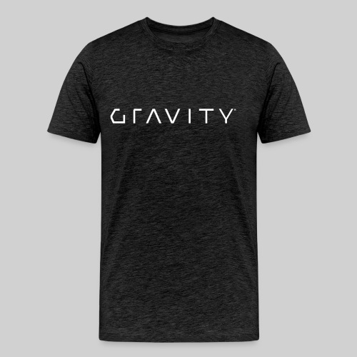 Gravity Logo - Men's Premium T-Shirt