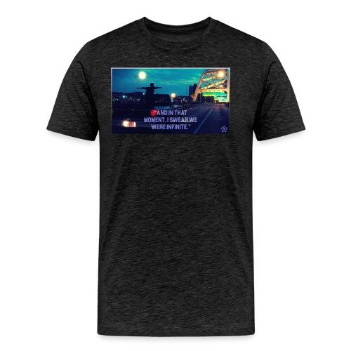 Infinite png - Men's Premium T-Shirt