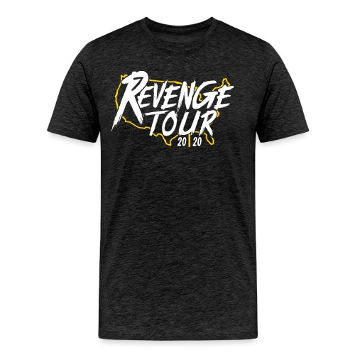 Pittsburgh Revenge Tour 2020 - Men's Premium T-Shirt