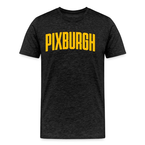 Pixburgh - Men's Premium T-Shirt