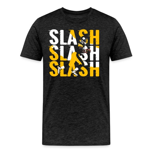 Slash - Men's Premium T-Shirt