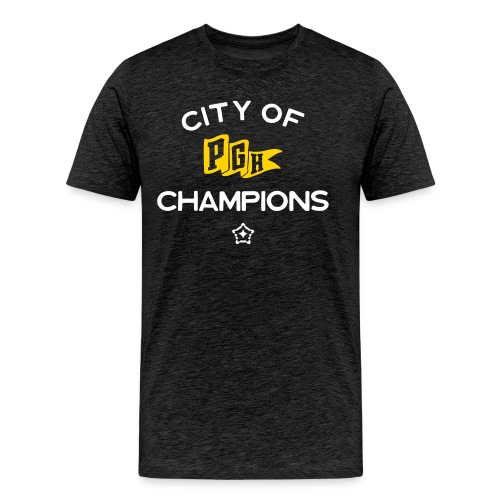 City of Champions - Men's Premium T-Shirt