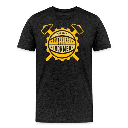 Pittsburgh Ironmen - Men's Premium T-Shirt