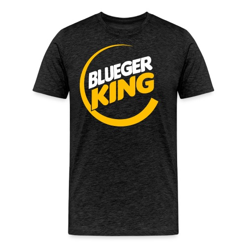 Blueger King - Men's Premium T-Shirt