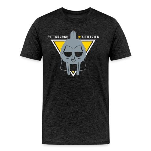 pgh_warriors - Men's Premium T-Shirt