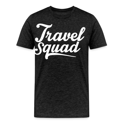 travelsquad2 - Men's Premium T-Shirt