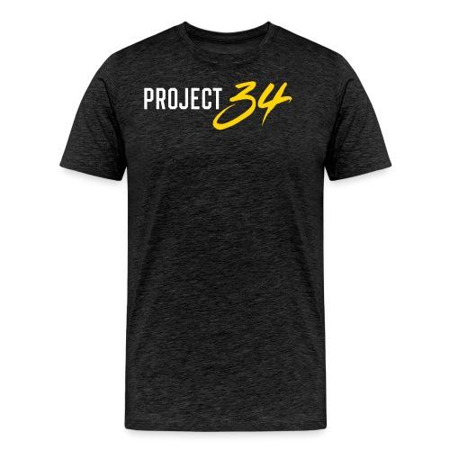 Project 34 - Pittsburgh - Men's Premium T-Shirt