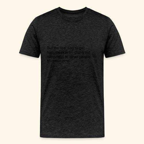 BP Happiness - Men's Premium T-Shirt
