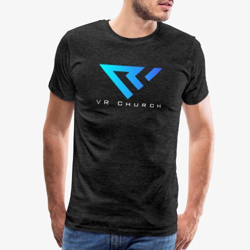 VR Church - Men's Premium T-Shirt