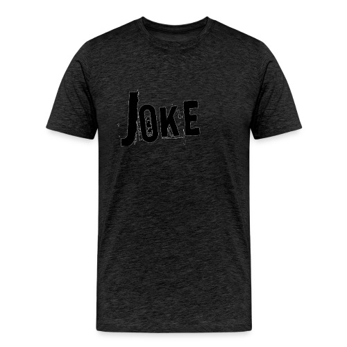 logo joke - Men's Premium T-Shirt