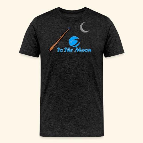 NXS Vector Moon - Men's Premium T-Shirt