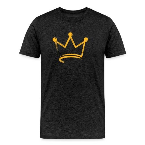 Logo Crown - Men's Premium T-Shirt