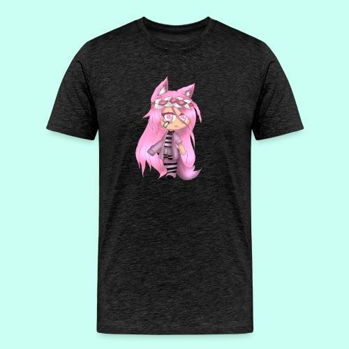 Pink Gacha Life Oc - Men's Premium T-Shirt