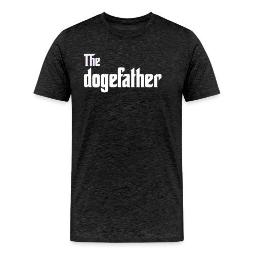 The dogefather - Men's Premium T-Shirt