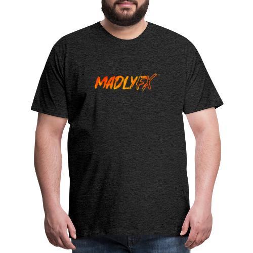 MadlyFX Logo - Men's Premium T-Shirt