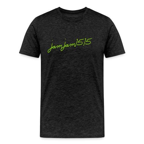 jamjam1515 Logo - Men's Premium T-Shirt