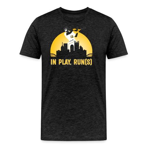 In Play, Run(s) - Men's Premium T-Shirt