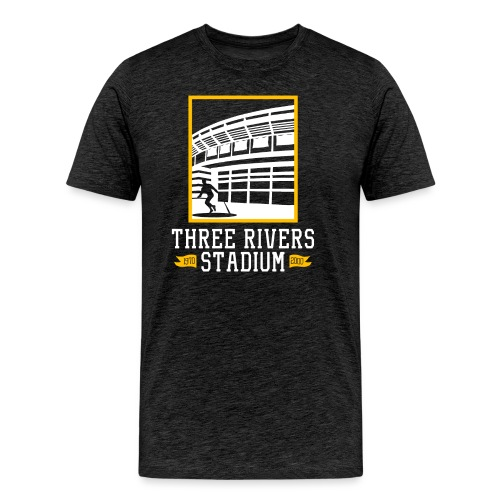 Three Rivers - Men's Premium T-Shirt