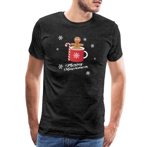 Merry Xmormon - Men's Premium T-Shirt