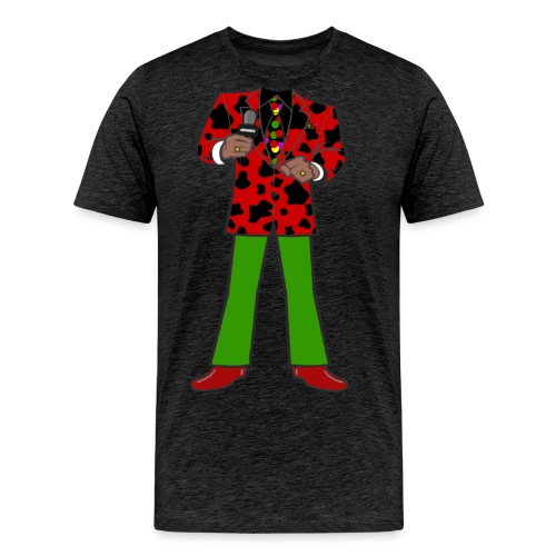 The Red Cow Suit - Men's Premium T-Shirt